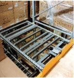 Гравитационные стеллажи для грузов на поддонах