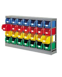 Пластиковые ящики DOMINO