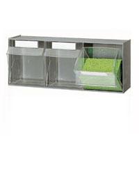 Пластиковые ящики PRACTIBOX