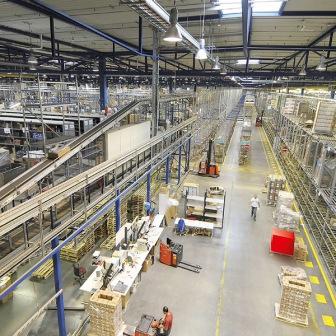Автоматическая система управления складом стеллаж