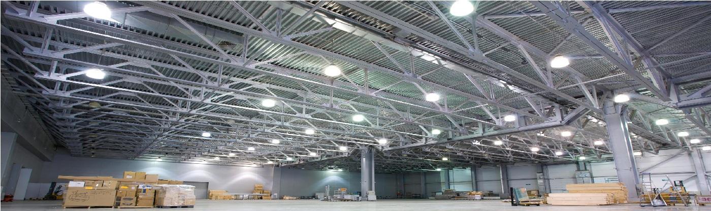 светильники для промышленности